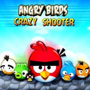 Angry Birds Crazy Shooter