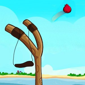 Angry Birds Slingshot 2